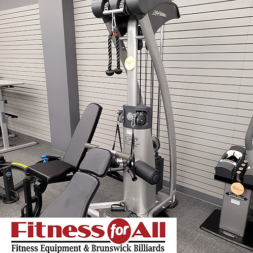 Pre-owned Life Fitness G5 Home Gym
