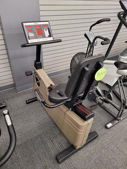 Pre-owned LifeFitness 9000hr Recumbent Bike