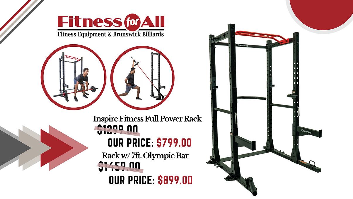 Fitness4All - PowerRack_OlympicBar_01_19
