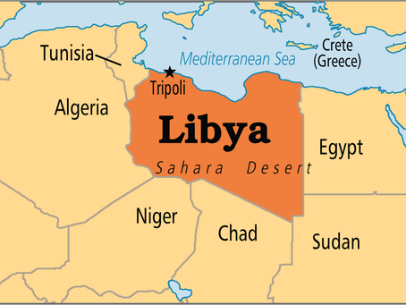 Who, What, When, Where, Why? What You Need to Know about the War in Libya