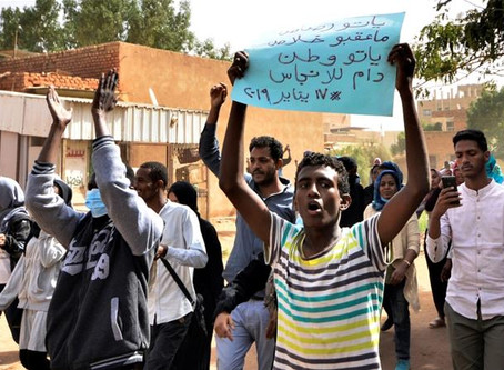 Why Sudan Must Be Understood in the Context of the Arab Spring