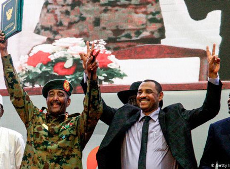 Sudan's Shaky Truce: What Will Determine a Successful Transition to Democracy?