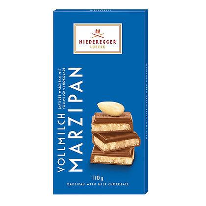 נידרגר – שוקולד חלב מרציפן 110 גרם