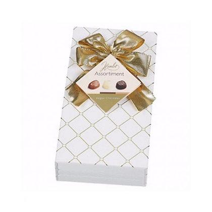 המלט – אריזת מתנה צ'סטרפילד לבן 125 גרם