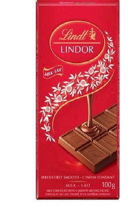 שוקולד חלב לינדט