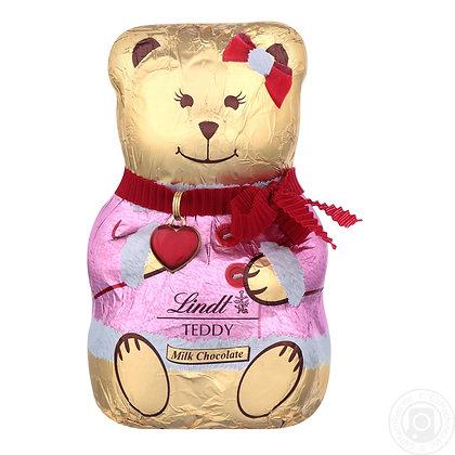 דובי ענק שוקולד לינדט חלב
