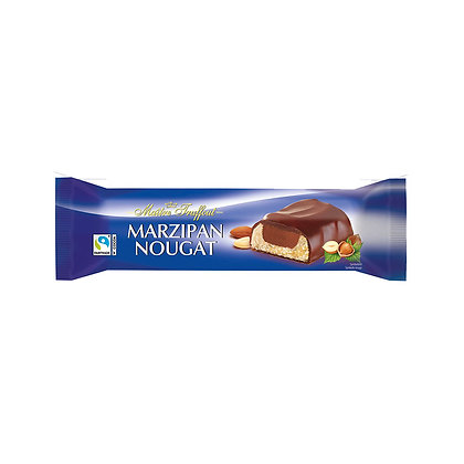 גונץ – מרציפן מצופה שוקולד חלב ונוגט 75 גרם