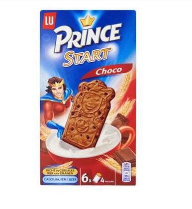 עוגיות שוקולד פרינס LU