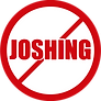 No Joshing Around Logo REMASTERED.png