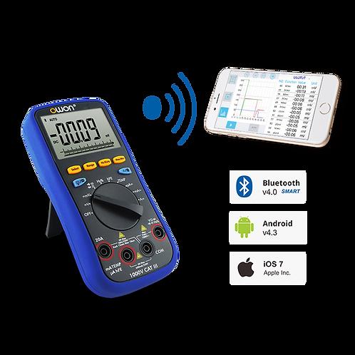 B35T 3 5/6 Digit Digital Multimeter with Bluetooth