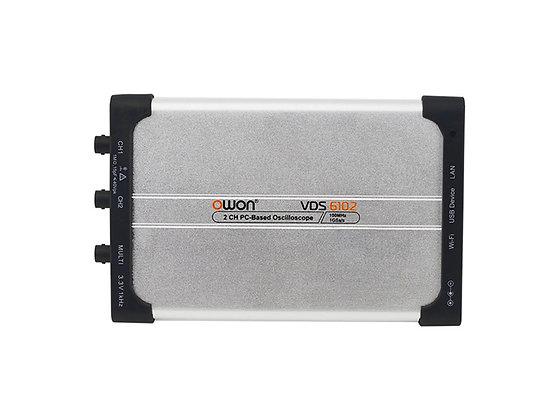 VDS6102 2CH PC Oscilloscope