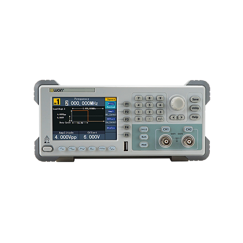 AG1022 Arbitrary Waveform Signal Generator 25MHz 2 Channel