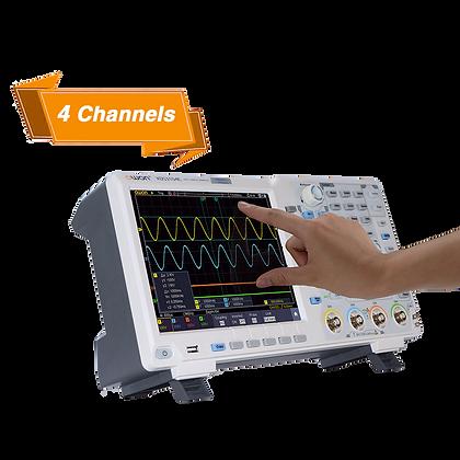 XDS3064E 60Mhz 4 Channel Oscilloscope and Generator