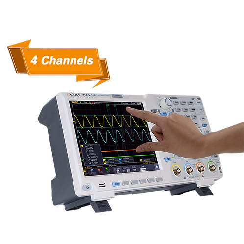 XDS3064E 60Mhz 4 Channel Oscilloscope and Generator