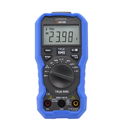 OW16B Bluetooth Digital Multimeter