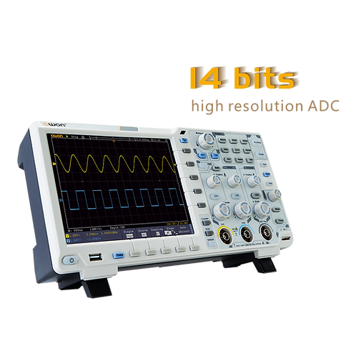 XDS3062A 60Mhz 2 Channel Oscilloscope + VGA, Decoding & Touch Screen