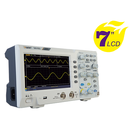 SDS1052 50MHZ 2 Channel Digital Oscilloscope