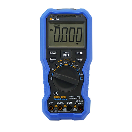 OW18B Smart Digital Bluetooth Multimeter