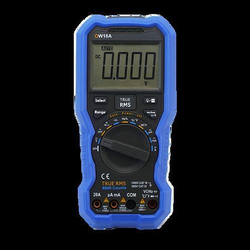 OW18A Smart Digital Multimeter