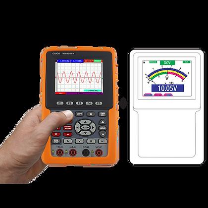 HDS2061M-N 1 Channel Handheld Oscilloscope & Multimeter 60MHz 500MS/s