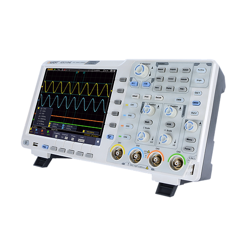 XDS3104E 4CH 8-bit Touchscreen Digital Oscilloscope