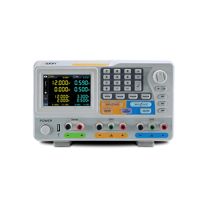 ODP6062 12A/6A Dual Output Programmable DC Power Supply