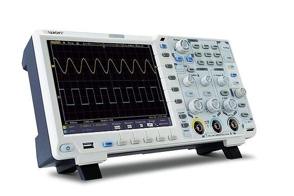 XDS3064AE 4CH 14bit Touchscreen Digital Oscilloscope