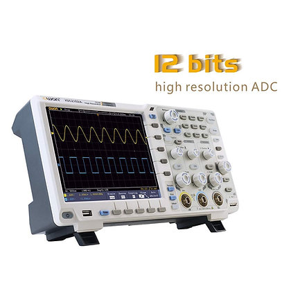 XDS2102A 2CH 12 Bits Series Economical Digital Oscilloscope