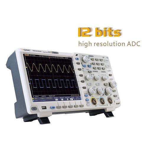 XDS2102A 100Mhz 12bit Oscilloscope