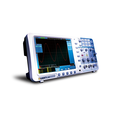 SDS8202 200 MHz, 2GS/s, 2 Channel Digital Storage Oscilloscope