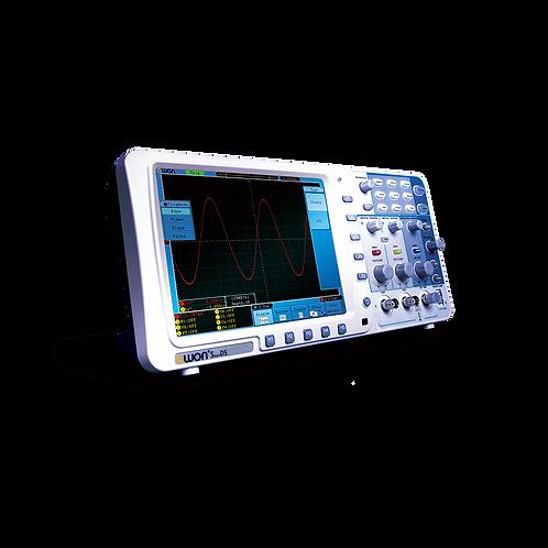 SDS8302 300 MHz, 2.5GS/s, 2 Channel Digital Storage Oscilloscope