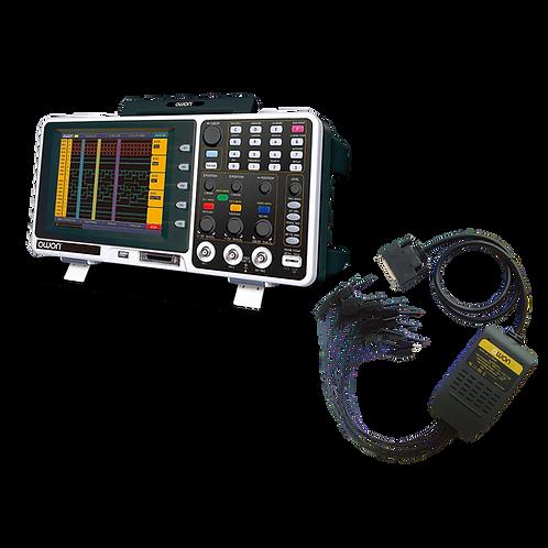 MSO7062TD 60Mhz, 1GS/s, 2 Channel Digital Oscilloscope + Logic Analyser