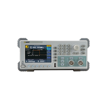 AG2062F Arbitrary Waveform Function Signal Generator 60MHz 2 Channel