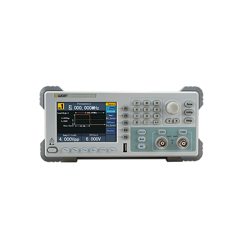 AG2052F Arbitrary Waveform Function Signal Generator 50MHz 2 Channel