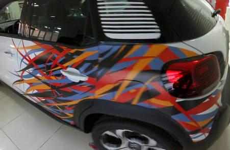 Печать и оклейка авто