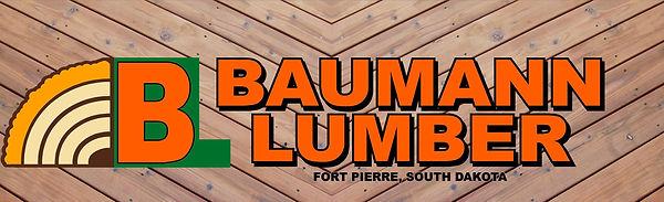 Baumann Lumber Pierre Sponsor