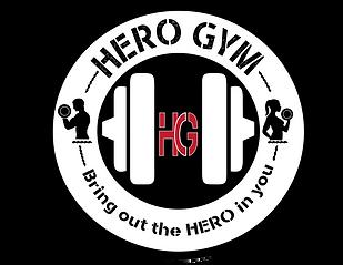 Hero Gym Pierre Sponsor