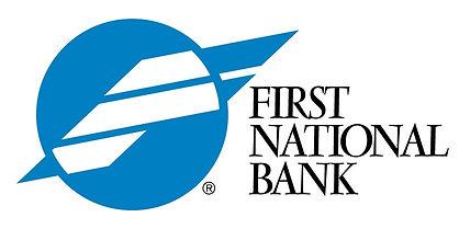 First National Bank Pierre Sponsor