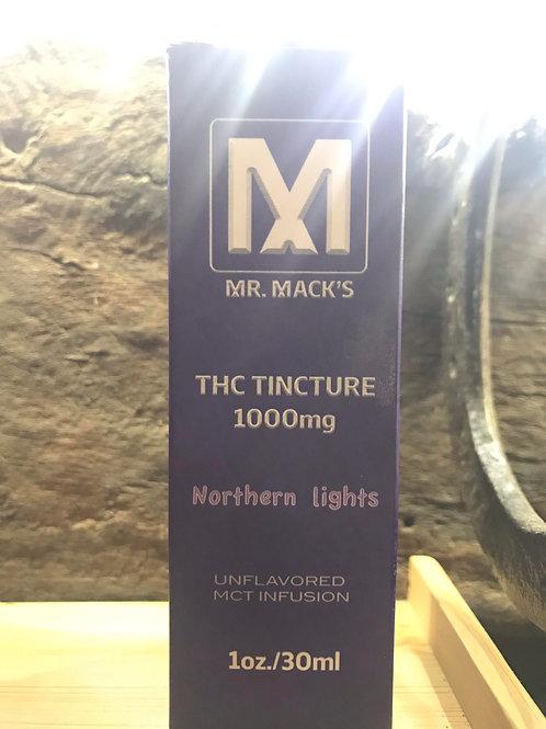 1000 mg Mr. Mack's Norther Lights Tincture