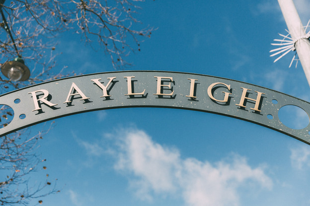 The Rayleigh Sign