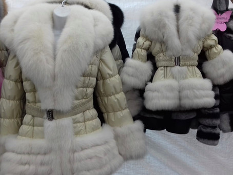 Fur coats by Jane's Fabulous Fur - selling like hot cakes in the lead up to Christmas