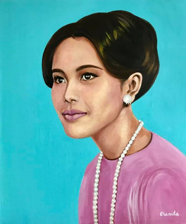 HM. Queen Sirikit