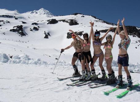 Snow levels good at Mt Ruapehu 2020 season