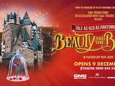 Beauty And The Beast Christchurch 9th to 19th of December
