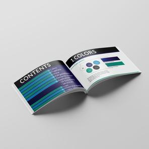 Branding guide - color palette