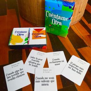 Custom card game design