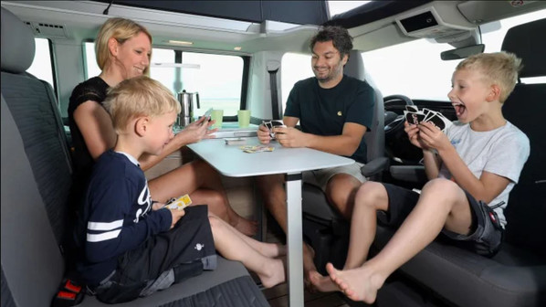 Family time in the VW California.JPG