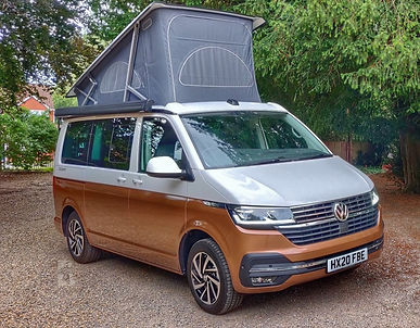 VW California T6.1 for hire