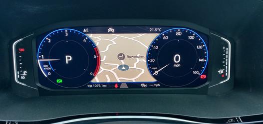 VW T6.1 Digital cockpit