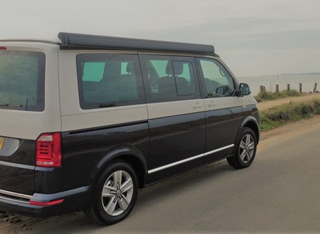 VW Campervan Hire in Southampton Hampshire